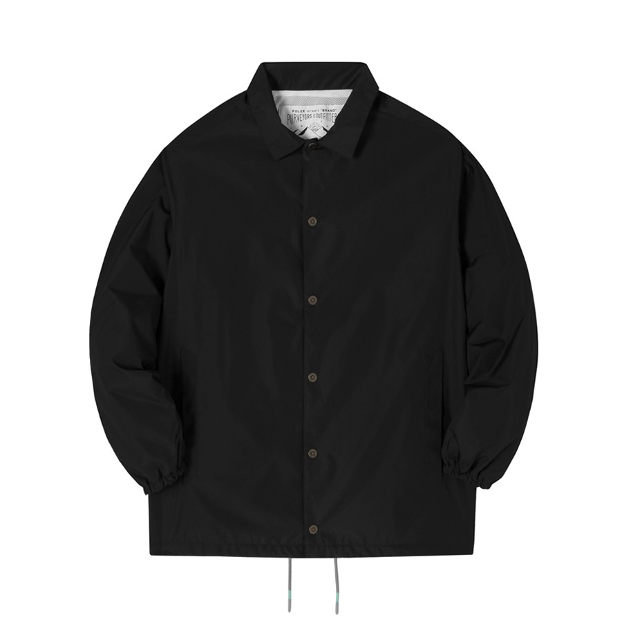 RAMSAY JACKET BLACK