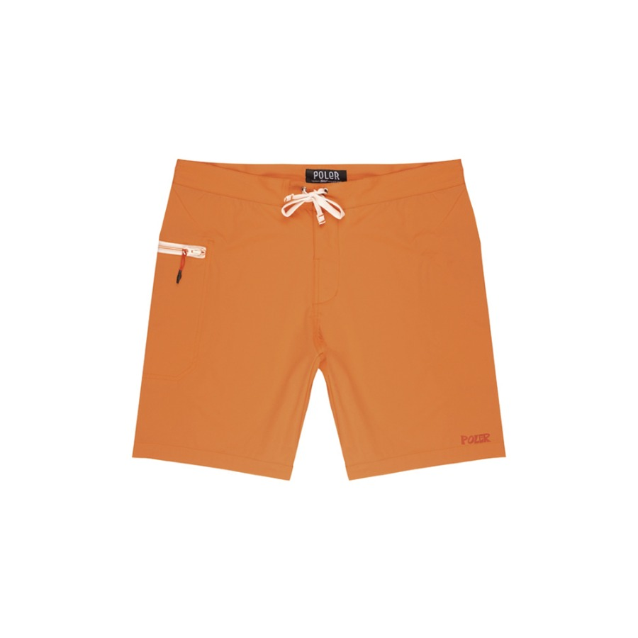 ESTEBAN TRUNK PANTS / ORANGE