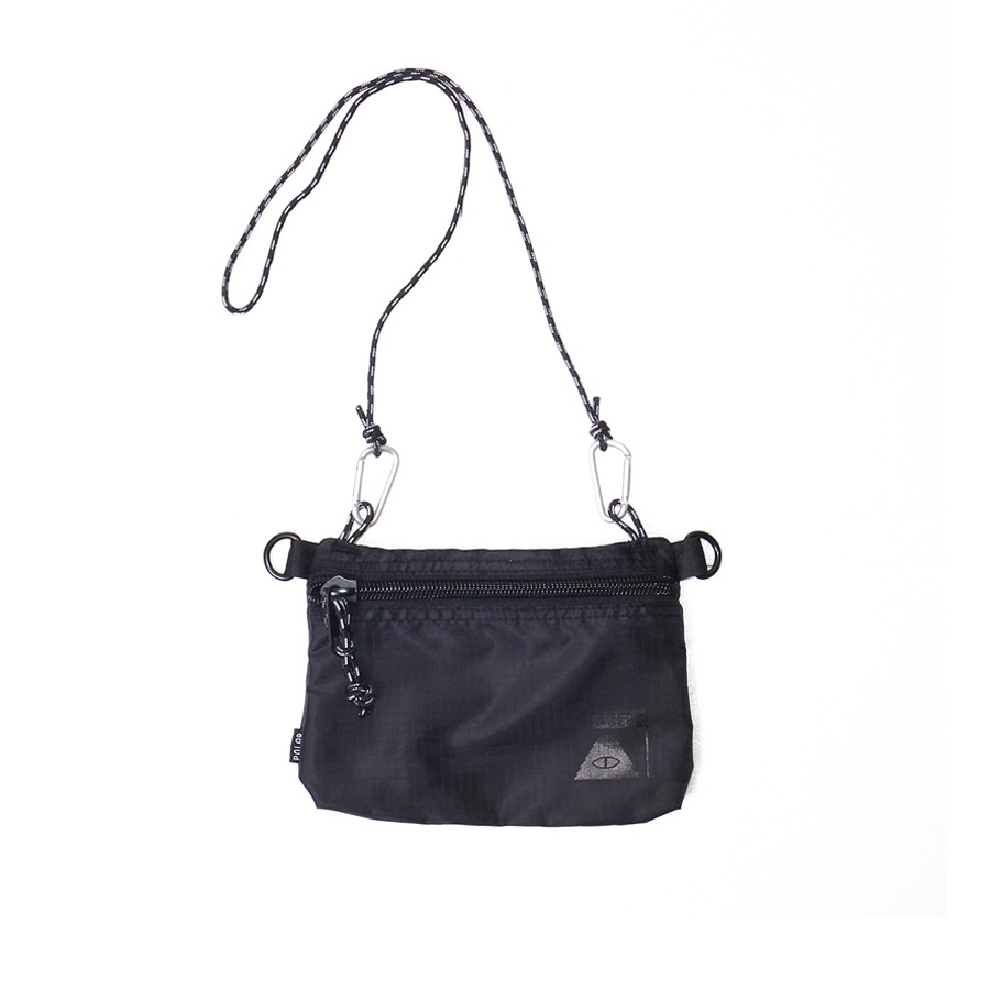 STUFFABLE POUCH SMALL BLACK
