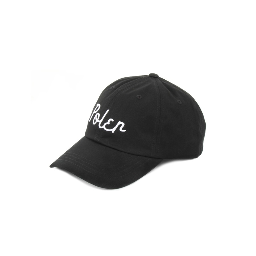 DADLIN DAD HAT / BLACK