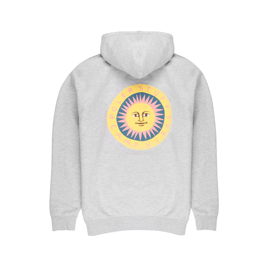 SUNSHINE HOODIE / GRAY HEATHER