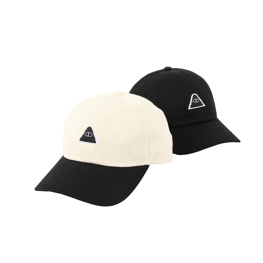 CYCLOPS DAD HAT / OFFWHITE