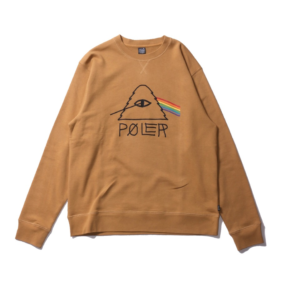 PSYCHEDELIC CREW LIGHT BEIGE