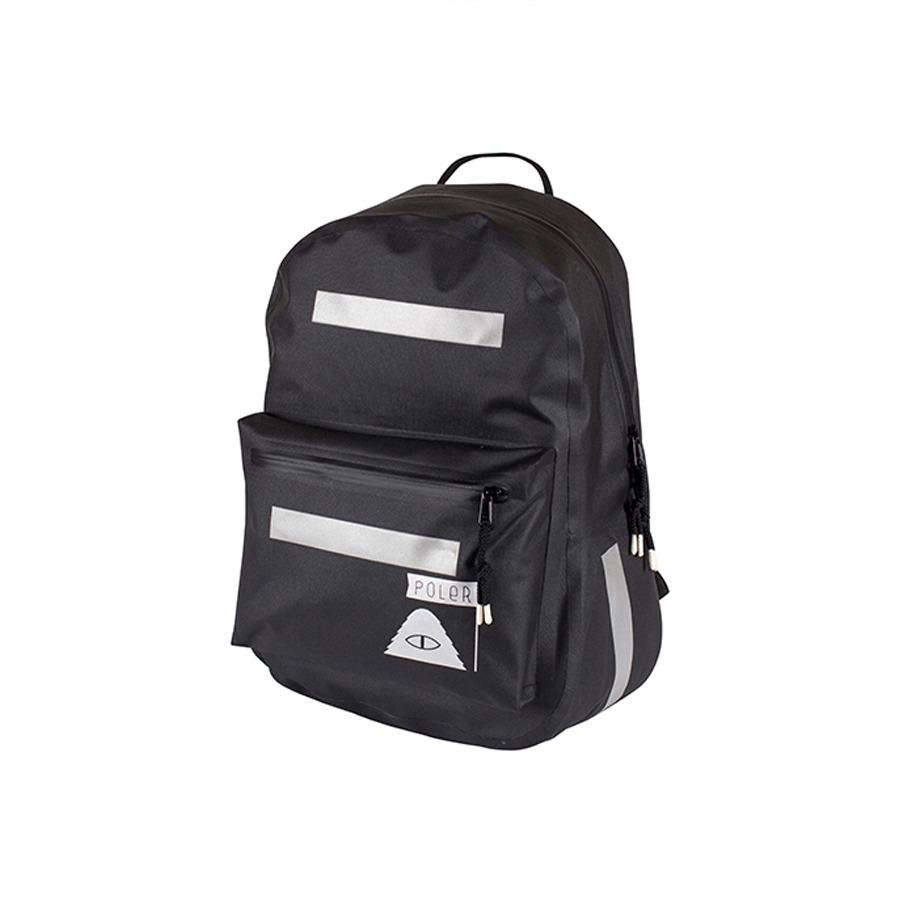 HIGH AND DRY RAMBLER PACK BLACK