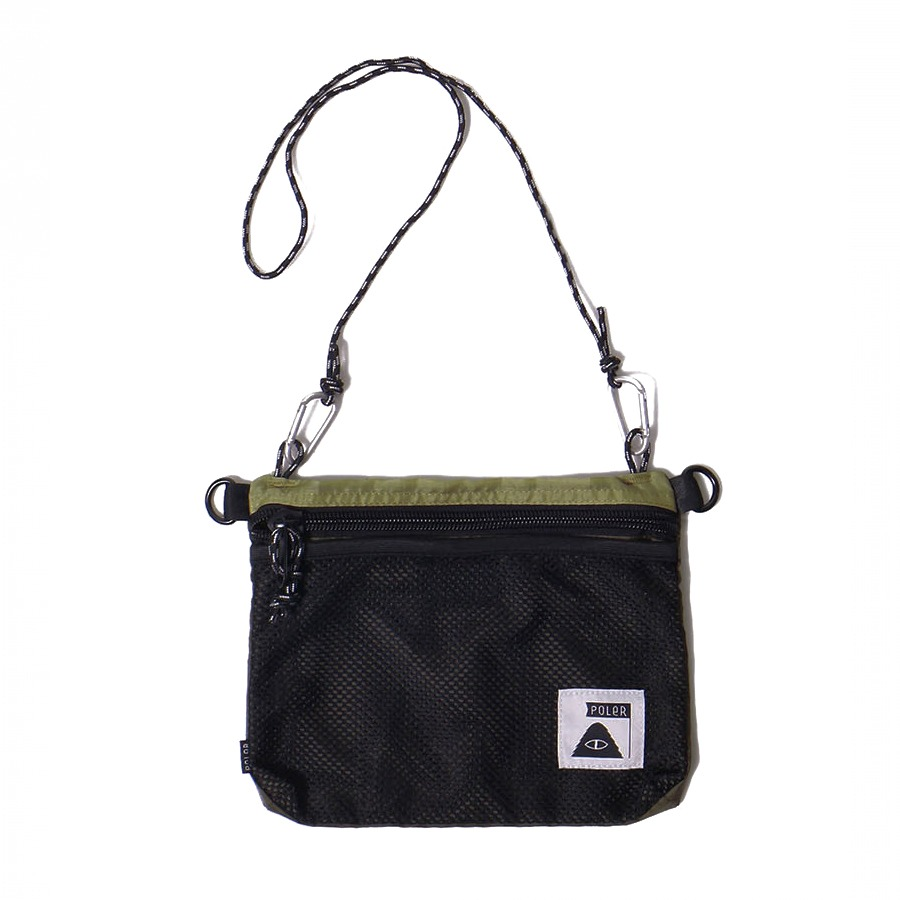 STUFFABLE POUCH OLIVE NAVY