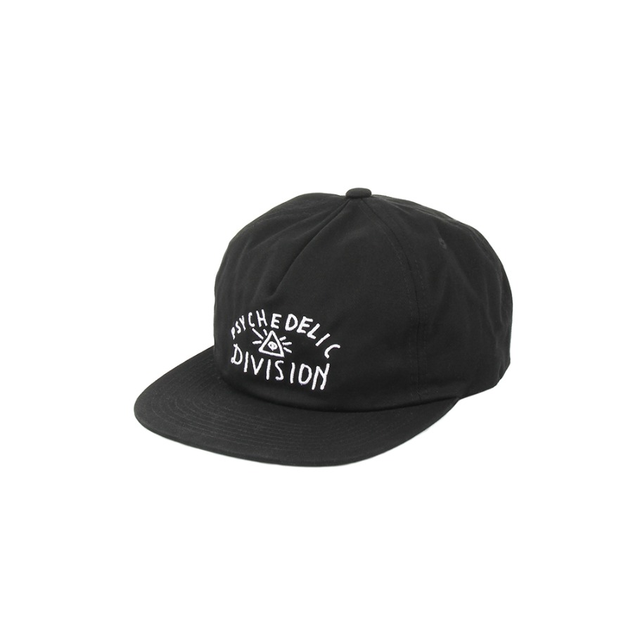 PSYCH DIVISION HAT / BLACK